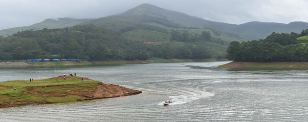 mattupetty lake in munnar