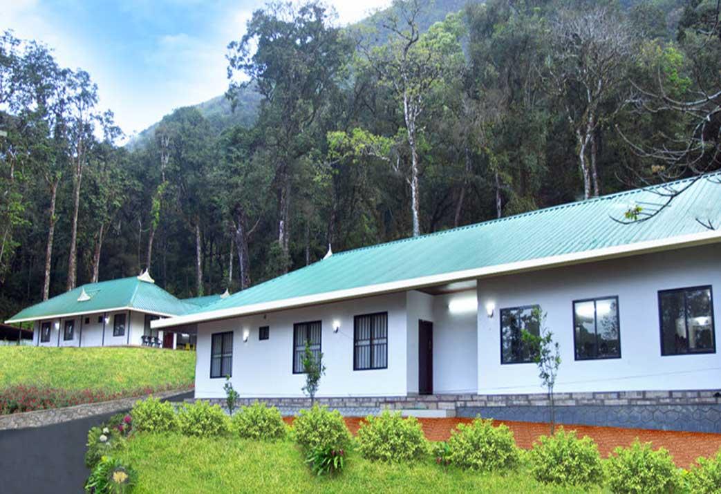 Seven Springs Plantation Resort, Munnar, Kerala, India